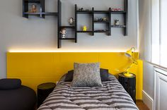 Dream Bedroom, Floating Shelves, My House, Sweet Home, New Homes, Kitchen Cabinets, Room Decor, Architecture, Inspiration