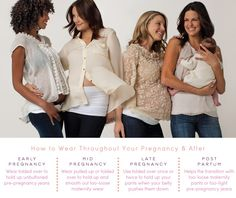 Moms that shop at SugarBabies love the Bella Band!! A great way to wear your jeans during & post pregnancy!! A must have!!