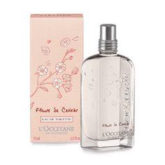 Eau de Toilette Fleurs de Cerisier | L'OCCITANE en Provence | France