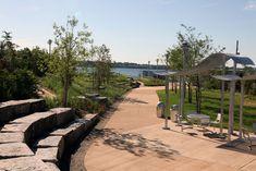 Hunts Point Landing Opens | South Bronx USA | Mathews Nielsen Landscape Architects