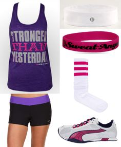More workout outfit - http://dailyshoppingcart.com/trainingequipment
