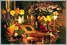 Нова година в Иран