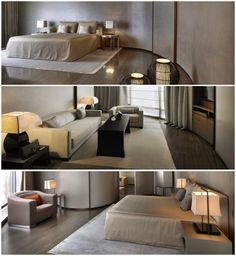 Armano Hotel - Dubai: Engineered Timber Flooring from Listone Giordano