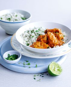 Quick, cheap and utterly delicious – this chicken tikka recipe is sure to become a firm favourite.