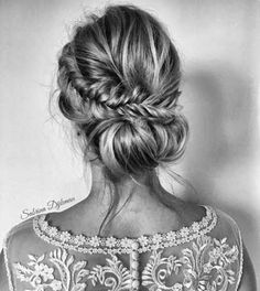 91 best wedding hairstyles for short and long hair 2018 - Hairstyles Trends New Bridal Hairstyle, Best Wedding Hairstyles, Bridal Updo, Bride Hairstyles, Cute Hairstyles, Hairstyles 2018, Fashion Hairstyles, Hairstyle Ideas, Hairstyles Pictures