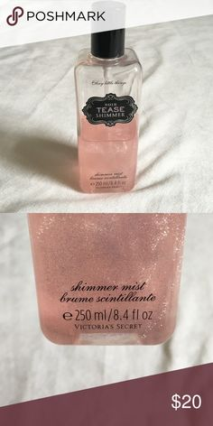"Victoria's Secret Body Mist Victoria's Secret Sexy Little Things ""Noir Tease""  body shimmer mist Victoria's Secret Other"