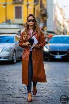 Milan SS 2017 Street Style: Miroslava Duma