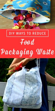 Food packaging waste is one of my pet peeves. These are some DIY ways to reduce … Food packaging waste is one of my pet peeves. These are some DIY ways to reduce … Plastic Grocery Bags, Green Craft, Produce Bags, Pet Peeves, Home Food, Food Waste, Food Packaging, Diy Food, Baby Food Recipes
