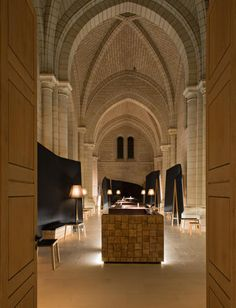 <p>Hotel Fontevraud in Anjou, France, re-opened this summer after two years of remodeling, with 52 rooms and a fine-dining restaurant, helmed by a Bucose d'Or winner.</p>