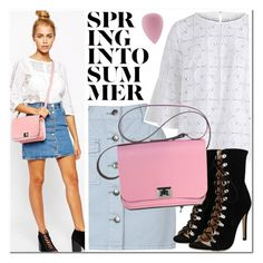 """Spring into summer"" by leathersatchel ❤ liked on Polyvore featuring MINKPINK"