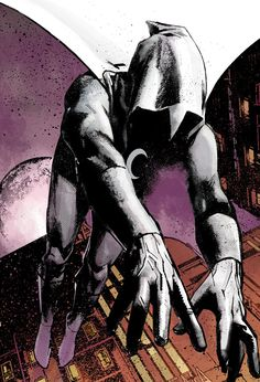 "Moon Knight v5 #13 - ""The Uses of Restraint"" (2007) 
