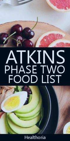 Everything you can and can't eat in the second phase of Atkins. Everything you can and can't eat in the second phase of Atkins. Ketogenic Diet Plan, Ketogenic Diet For Beginners, Diets For Beginners, Atkins Snacks, Atkins Recipes, Atkins Meals, Atkins Diet Recipes Phase 1, Easy Recipes, Keto Food List