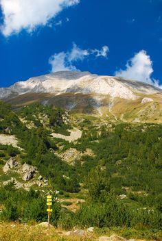 Vihren Peak, Pirin Mountain, Bulgaria