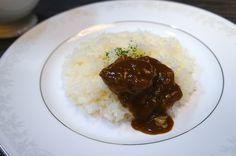 """シェフに習った""""ホテルカレー""""で夕食とレシピ。   北の暮らし"""
