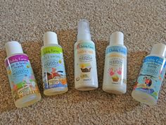 The lovely people over at Childs Farm HQ were kind enough to send us some of their products to try out. If you haven't heard of Childs Farm, they produce Toiletries for babies and children w…