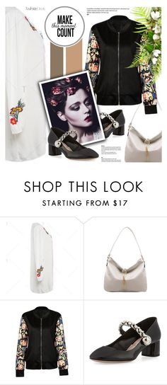 """Twinkle Deals - Dare to Mix"" by defivirda ❤ liked on Polyvore featuring Miu Miu"