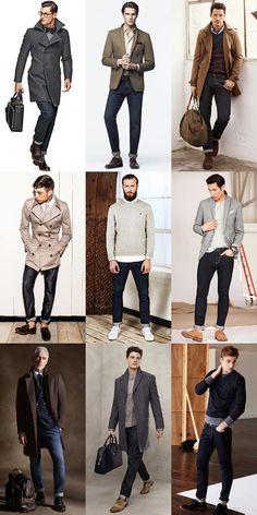 Men's Dressing Down Style Tips http://www.fashionbeans.com/2014/mens-dressing-down-style-tips/