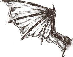 dragon wings tattoo - Hledat Googlem