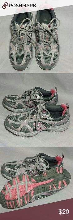 Women's New Balance 461 Shoes Gray 8 M Lace-ups Item is in a good condition NO PETS AND SMOKE FREE HOME. New Balance Shoes Athletic Shoes
