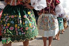 #Nazaré - #Portuguese Culture - typical costumes, nowadays used only in festivities.