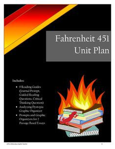 "fahrenheit 451 guided questions answers Study guide for fahrenheit 451: ""the hearth and the salamander""  answer the following questions pg 3 1 what do firemen do in the world of fahrenheit 451 2."