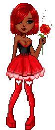 Candy Doll Animadas: Emo fofas