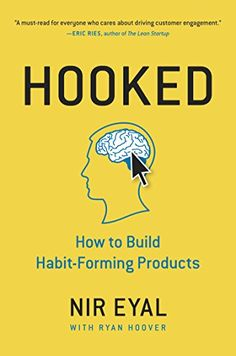 Hooked - A book on how to build habit-forming products. (Startup Books and Books) Read the opinion of 64 influencers. Discover 8 alternatives like The Science of Habit-Forming Products and The Growth Show By HubSpot: Nir Eyal Free Reading, Reading Lists, Book Lists, Reading Room, Free Books, Good Books, Books To Read, Reading Online, Books Online