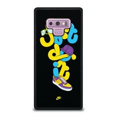 JUST DO IT 4 Samsung Galaxy Note 9 Case - Best Custom Phone Cover Cool Personalized Design – Favocase
