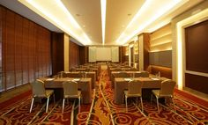 Grand Four Wings Convention Hotel Hotel Floor Plan, Five Star Hotel, Interior Architecture, Coffee Shop, Floor Plans, Flooring, Table, Room, Hadith Quotes