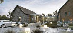 Milwicz Architekci | Przebudowa ponad stuletnich budynków pod Toruniem