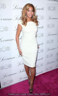 Beyonce Knowles hosts the launch of Lorraine Schwartz's '2BHAPPY' jewelry collection at Lavo Beyonce Knowles photo