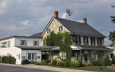 The Amish Farm and House Amish Countryside Bus Tours are available daily. Join us for an authentic sightseeing of the Amish way of life in Lancaster County, PA.