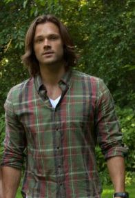 Jared Padalecki in plaid #JaredPadalecki