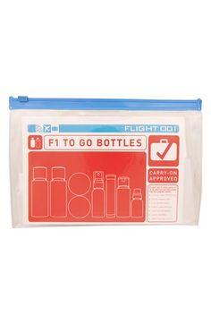FLIGHT 001 'To Go' Flight Friendly Bottles & Jars available at #Nordstrom