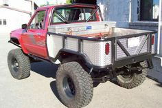 *Official* Toyota Flatbed Thread, Page 21 - : and Off-Road Forum Truck Flatbeds, Tacoma Truck, Truck Mods, Pickup Trucks, Toyota Pickup 4x4, Toyota Trucks, Jeep 4x4, Custom Truck Beds, Custom Cars