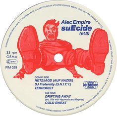 Alec Empire - SuEcide (Pt.2) (Vinyl) at Discogs