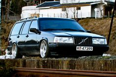 volvo wagon, yay