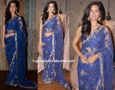 esha-gupta-shyamal-bhumika-collection-launch