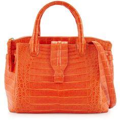 Nancy Gonzalez New Cristina Medium Crocodile Tote Bag ( 3 1d95f81622