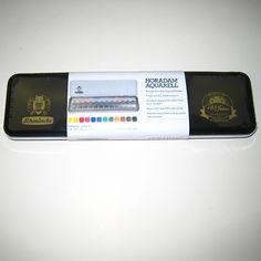 Schmincke Horadam Aquarell Metallkasten Slimline  74 712 097 -