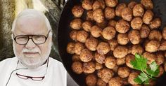 Leif Mannerströms köttbullar – recept | Allas Recept Paleo Tortillas, Quorn, Cupcakes, Lchf, Brunch, Food And Drink, Cooking Recipes, Yummy Food, Dishes