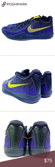 0a40c57f Nike Kobe Bryant Mamba Rage Basketball Sneakers Brand new, in box with NO  lid NIKE