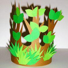 corona de bosc Possible regal de la setmana de primavera