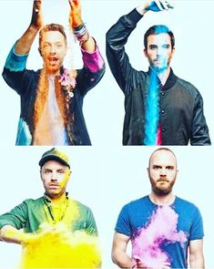Coldplay❤❤❤❤