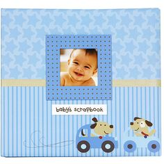 baby boy scrapbook layouts images | images of child of mine baby boy s scrapbook gifts for walmart com ...