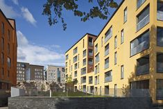B & M - Helsingin Victoria, Diana & Titania Housing