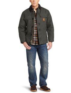 30a229c09 Get Sale! $119.99 Only : Original Carhartt Men's Arctic Quilt Lined  Sandstone Traditional Coat C26