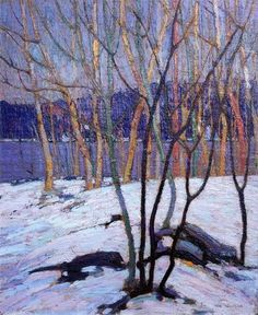 Group of Seven painter - Tom Thomson.