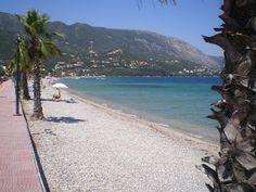 Ipsos Beach, Corfu, Greece- fantastic holiday with a beautiful friend