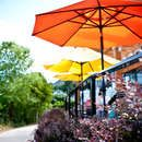 Local Lounge's patio on a summer day. Loudoun County, Menu Restaurant, British Columbia, Summer Days, United States, Lounge, Patio, Outdoor Decor, Airport Lounge